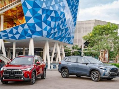 Toyota Việt Nam chính thức giới thiệu mẫu xe hoàn toàn mới Corolla Cross – mẫu suv đô thị tiên phong