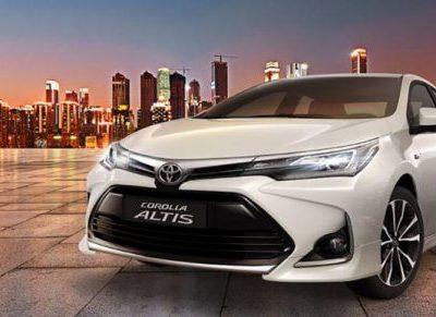 Toyota Corolla Altis 2020 – giảm giá bán, tăng tiện nghi
