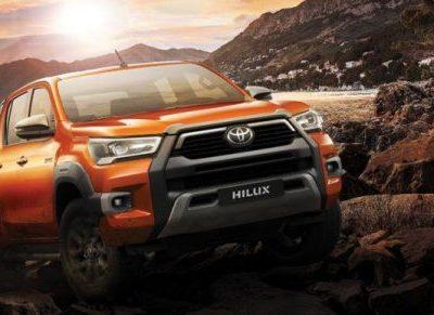 Toyota hilux mới 2020 – huyền thoại bán tải, chinh phục đỉnh cao