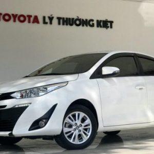 Toyota Vios 1.5E AT 2018