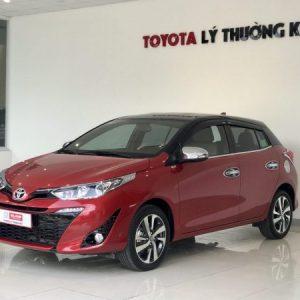 Toyota Yaris 1.5G 2018