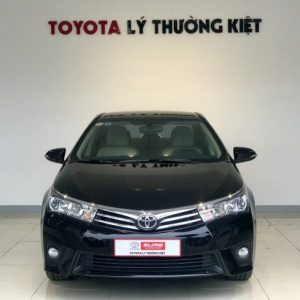 Toyota Corolla Altis 1.8G AT 2016