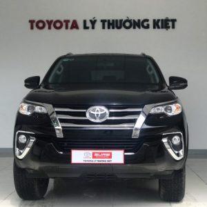 Toyota Fortuner 2.4G MT 2019
