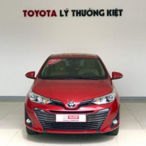 Toyota Vios 1.5G AT 2019