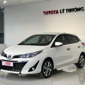 Toyota Yaris 1.5G AT 2018