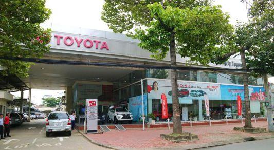 Đại lý Toyota Lý Thường Kiệt