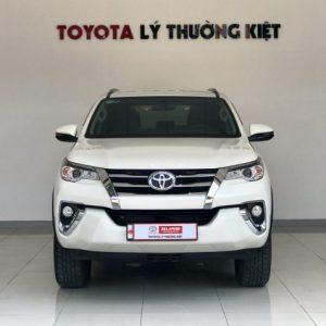 Toyota Fortuner 2.7V 4×2 2020